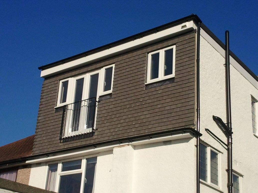 Flat Roof 1