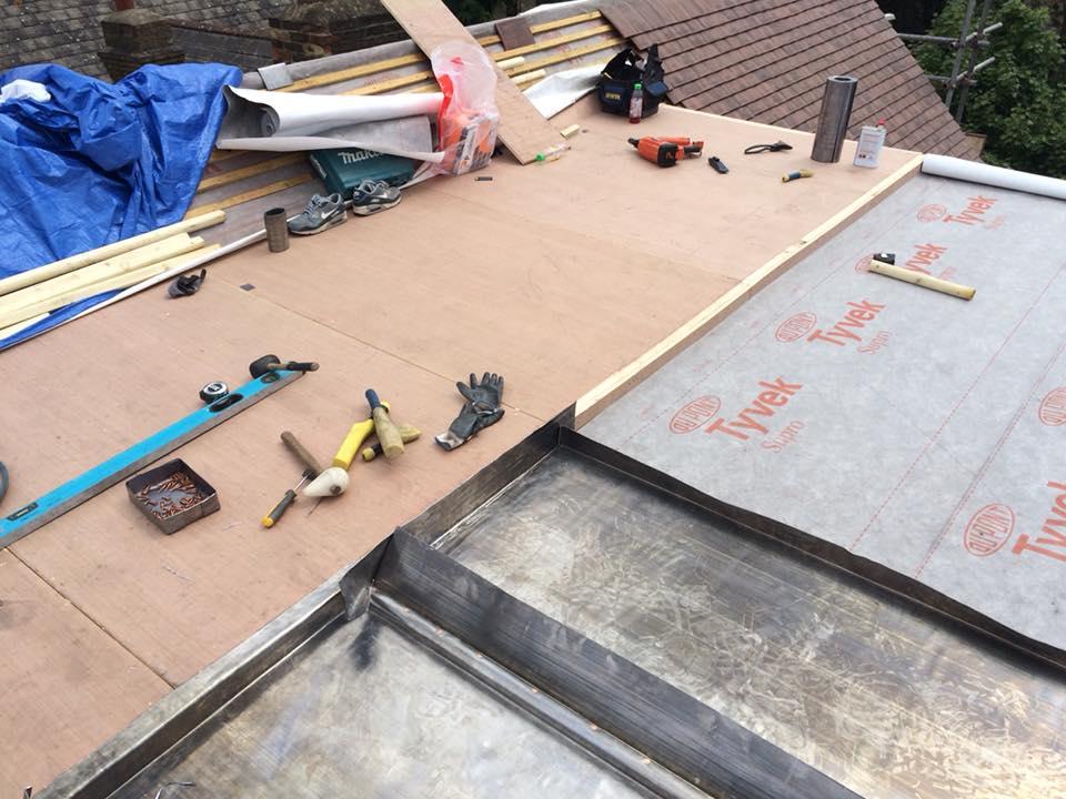 Flat Roof 5