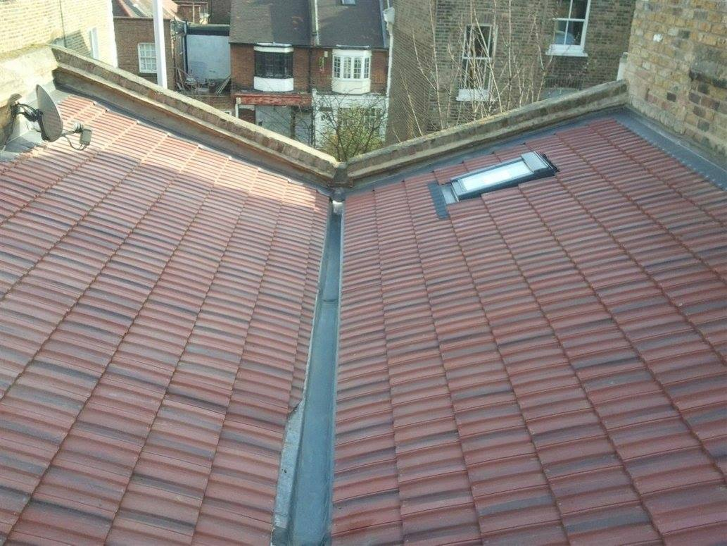 New Roof 72