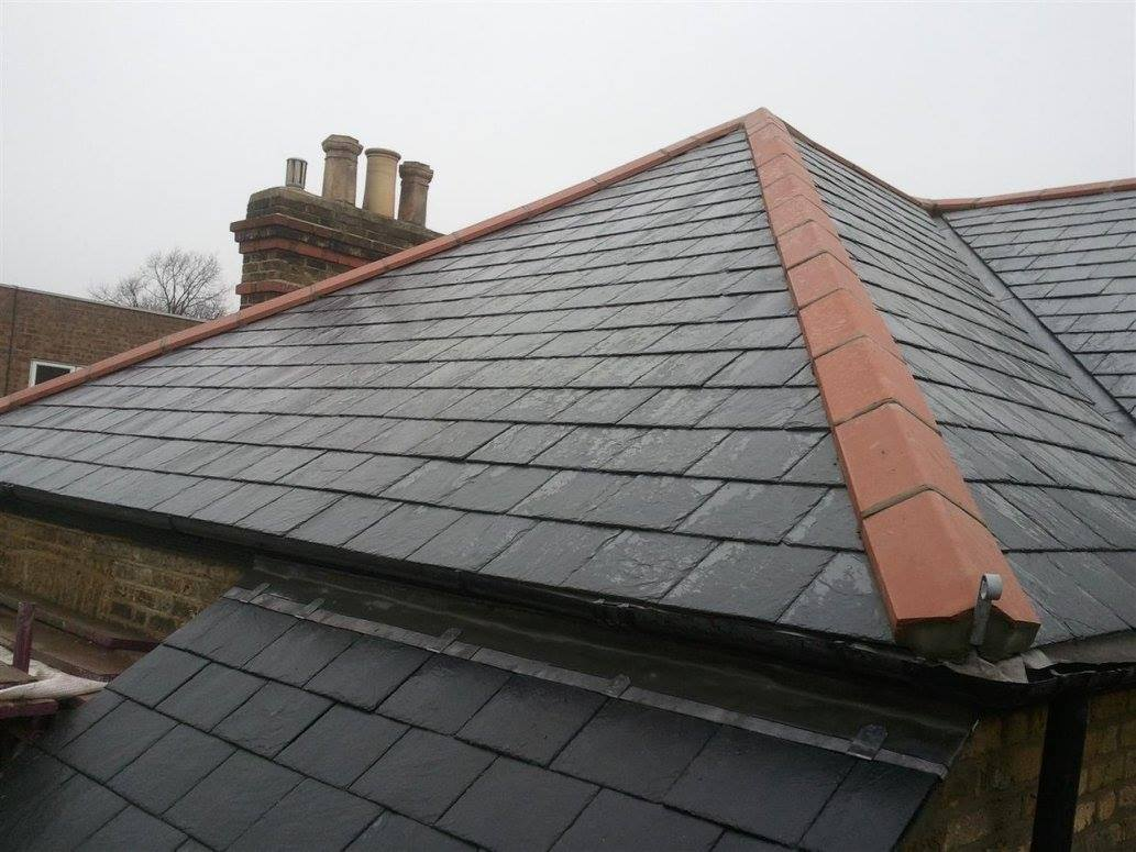 Traditional Roofing 4